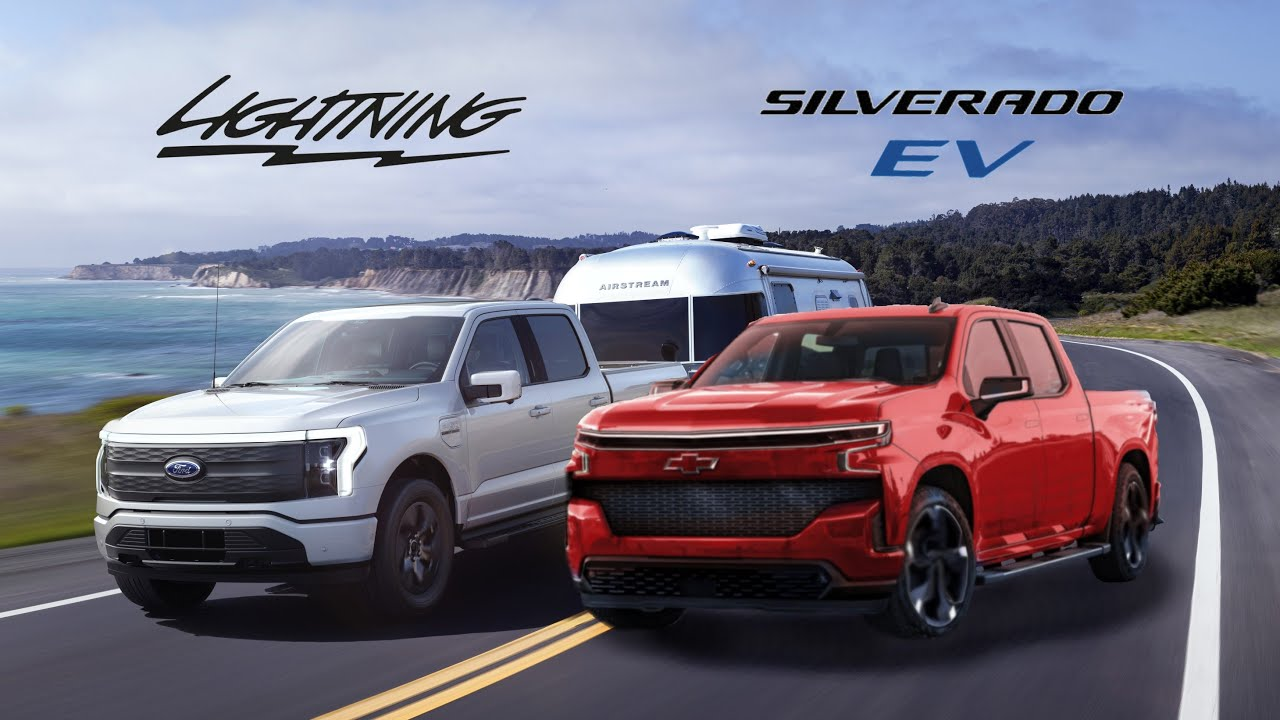 The 2023 Chevy Silverado EV Looks To Take It To The Ford F150 Lightning