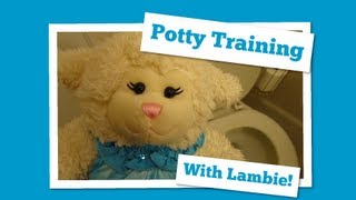 #287: Potty Training with Lambie! - LambCam