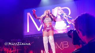Mary J. Blige - Someone To Love Me / Love Is All We Need ft Nas (Live in St. Louis 2019)