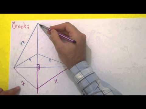 Dörtgenler 1 - Dörtgende Açı Ve Uzunluk Şenol Hoca Matematik