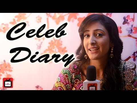 I cried after my first shot : Shivya Pathania |Celeb diary | Interview | Tellychakkar |