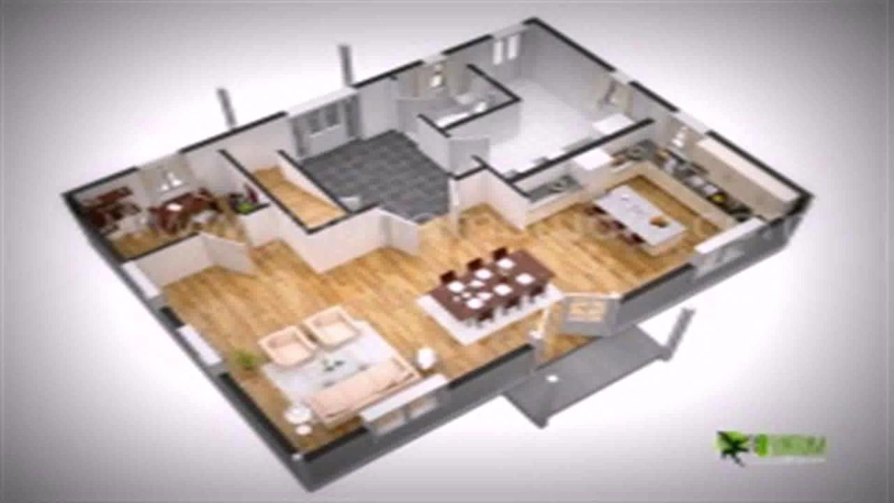 Rendering A Floor Plan In Revit Youtube