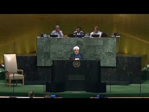 Iran defends nuclear deal and agreement at UNGA