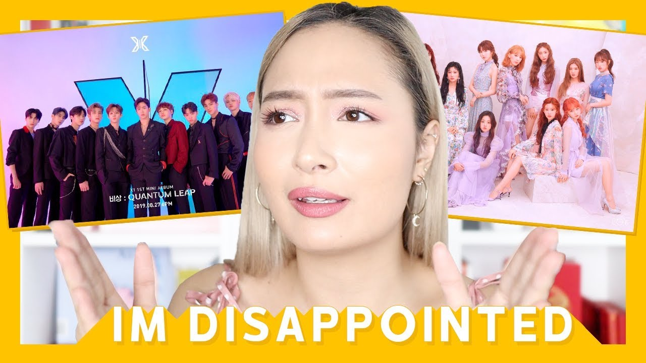 X1 Disbanding And Izone S Future I M Disappointed Youtube