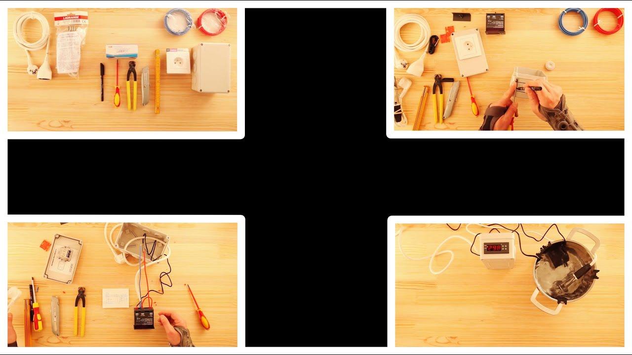 comment faire un bain marie ou bain thermostat. Black Bedroom Furniture Sets. Home Design Ideas