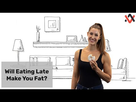How Late-Night Eating Sabotages Weight Reduction