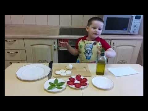 Рома готовит и делиться рецептом