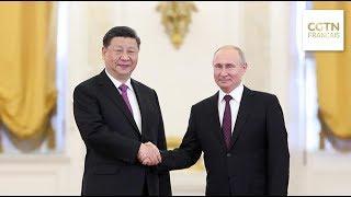 Chine - Russie : la visite de Xi renforce les liens bilatéraux