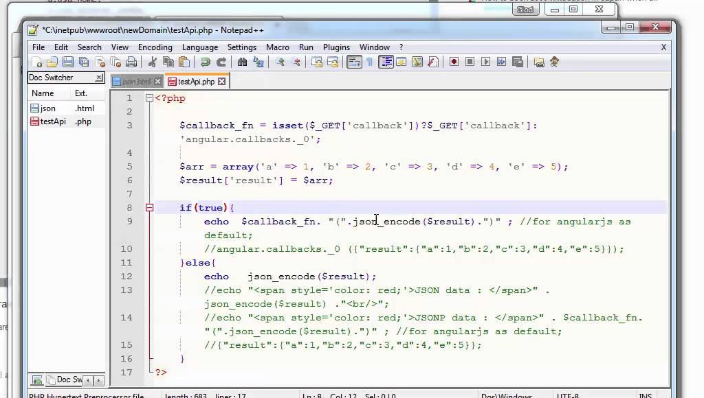 Jsonp Cross Domain With Javascript And Api Jsonp Youtube