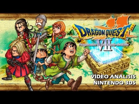 Save Dragon Quest VII Fragmentos de un mundo olvidado | Análisis español GameProTV Screenshots
