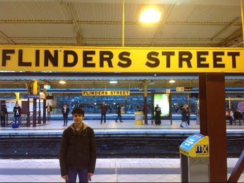 Frankston Line - Flinders St to Parkdale Limited Express
