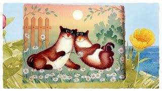 Чудесные коты художника Александра Зотова