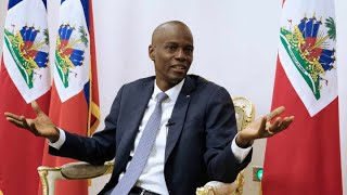 Haiti President Jovenel Moïse assassinated by 'highly trained and heavily armed group'