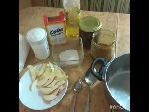 Очень вкусный быстрый рецепт коврижки))