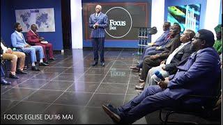 FOCUS EGLISE,BENEDICTION,OPIUM DU PEUPLE OU FACTEUR DU SOUS-DEVELOPPEMENT POUR LA RDC ? DU 16 MAI