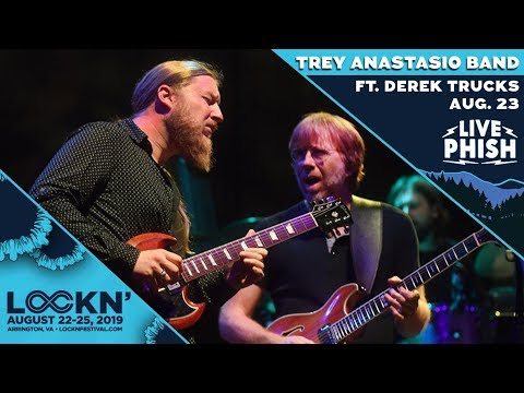 Trey Anastasio Band - Live from Lockn' 8/23/19