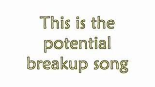 Potential Breakup Song Lyrics + Ringtone Download