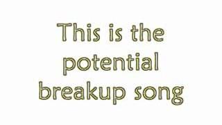 Potential Breakup Song Lyrics + Ringtone Download