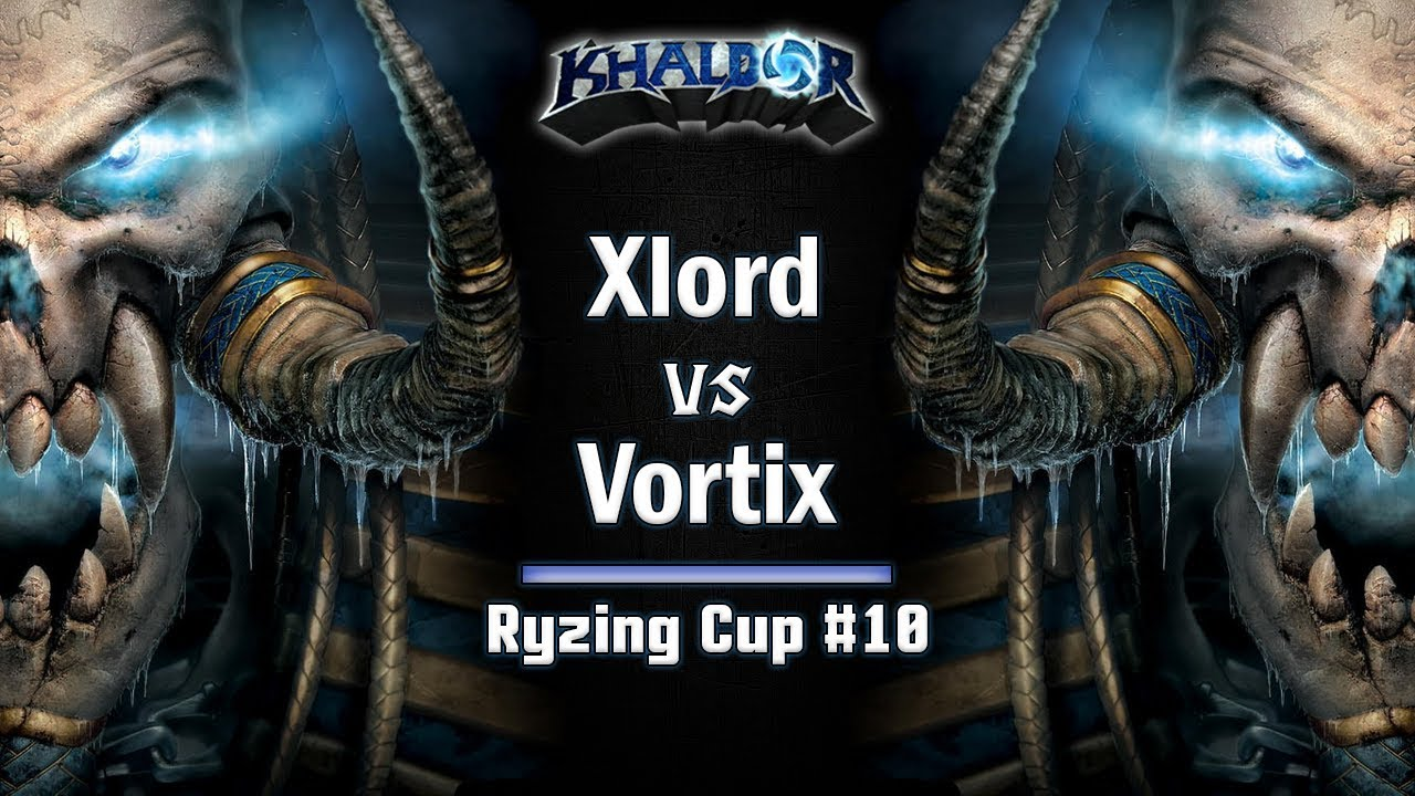 ► WarCraft 3 Reforged - Xlord (UD) vs. Vortix (UD) - Ryzing Cup #10