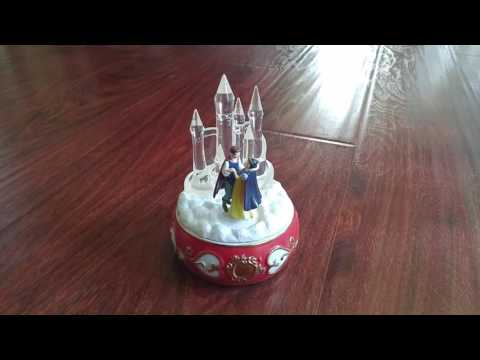 Snow White music box