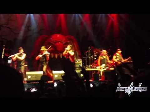 Mago de Oz - La Danza Del Fuego (LIVE)