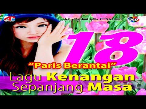 Akurama - Paris Berantai - (Karaoke) - - 18 Lagu Kenangan Sepanjang Masa
