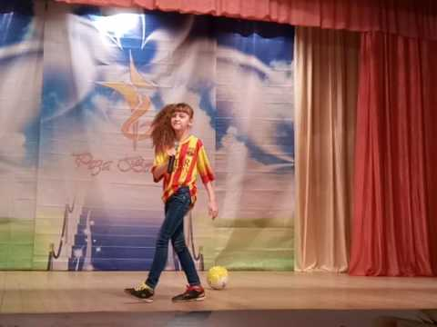 Смотреть клип 776 – Овчаренко Анна, г. о. Краснознаменск, МО – Crazy girl онлайн бесплатно в качестве