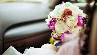 Оформление свадьбы пионами в Крыму