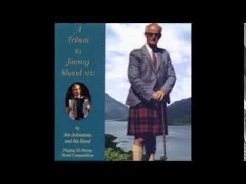 Jim Johnstone & his Band  -  A Tribute to Jimmy Shand  --  Hornpipes medley