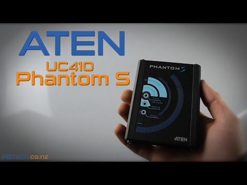 Aten UC410 Phantom-S Gamepad Emulator - PB Tech Expert Review (UC410)