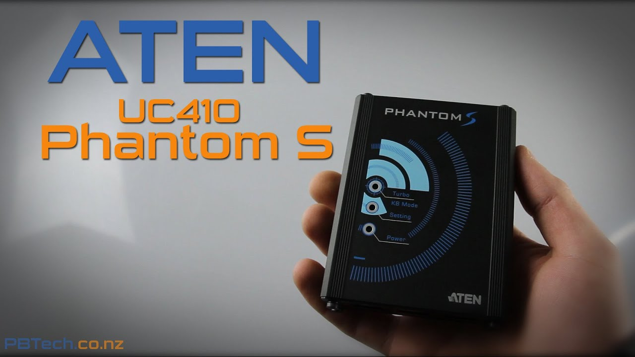 Buy the Aten UC3410 Gamepad Emulator for PS4 / PS3/ Xbox 360