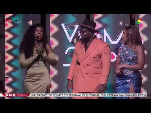 TV3 Live: #VGMA22 -  INDUSTRY AWARDS
