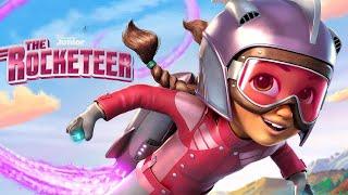 The Rocketeer Superhero Adventure Disney Junior App For Kids