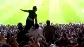 Фанаты Турецкого Бешикташа