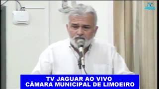 Ricardo Antônio em pronunciamento 09 11 17