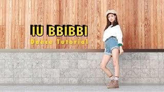IU bbibbi Dance Tutorial Mirrored mp3