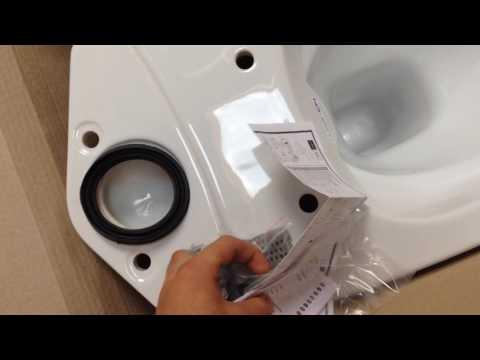 Унитаз-компакт CERSANIT CARINA NEW CLEAN ON 011 с бачком и сиденьем дюропласт Soft Close