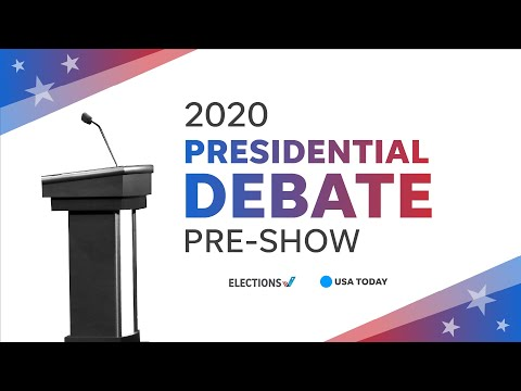 Presidential Debate pre show: Top issues to know before Trump and Biden take the stage | USA TODAY