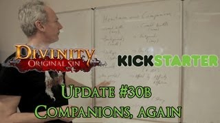 Divinity: Original Sin Update #30b - Companions, again