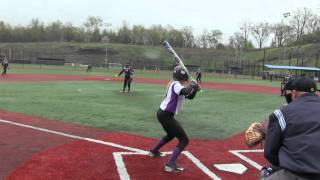 Monroe Woodbury Varsity Softball vs Warwick 5 4 2016