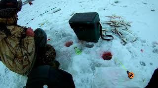 Зимняя рыбалка и \