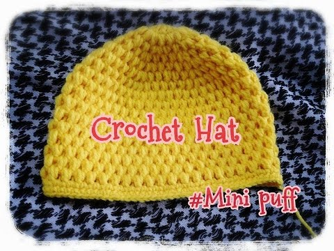 Crochet Hat Tutorial Hatbaby Hatscrochet Boys Hat