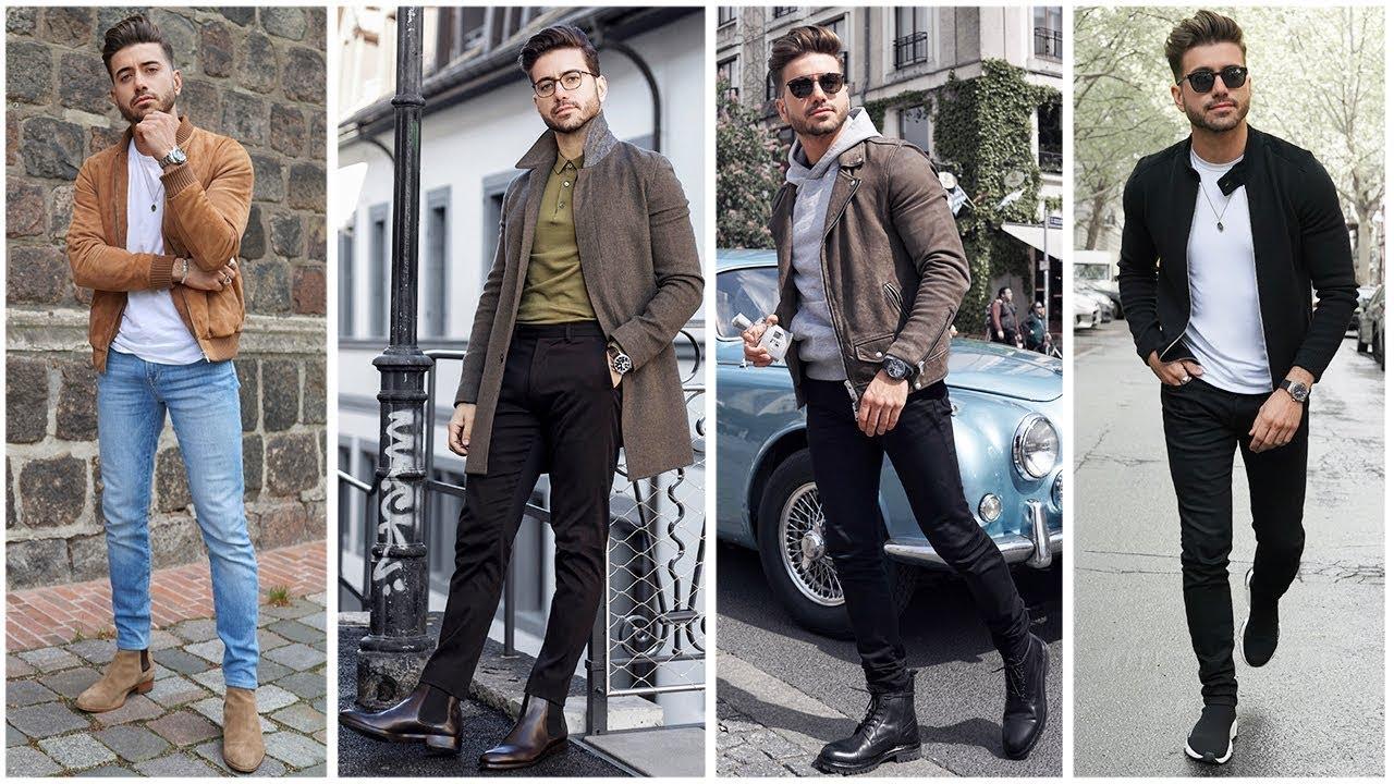 Men Clothes 2019
