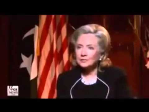 Hillary Clinton ADMITS The CIA Started