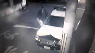 大阪西警察の奥浦組員が家に襲いに来た現場対応