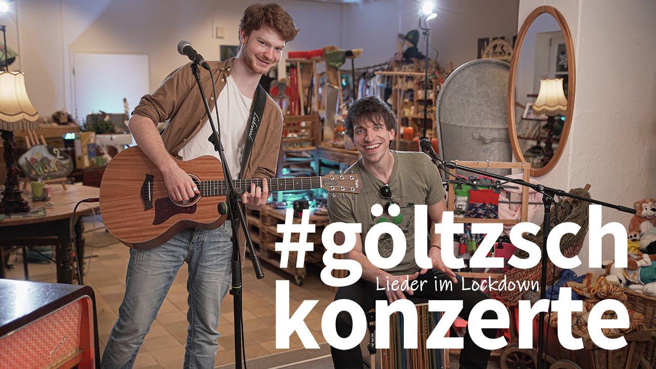 Online-Live-Konzert aus der Alten Buswarte!