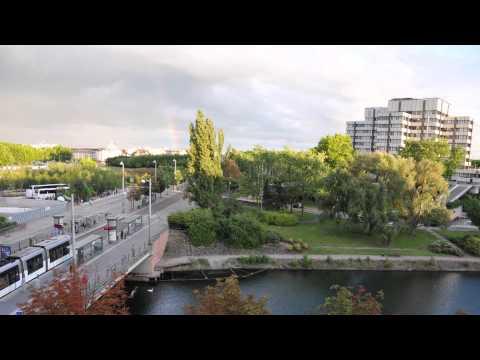 Time-lapse : Strasbourg Place de l'étoile
