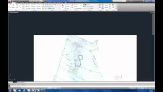 AutoCAD 2013:  Scale and Rotate