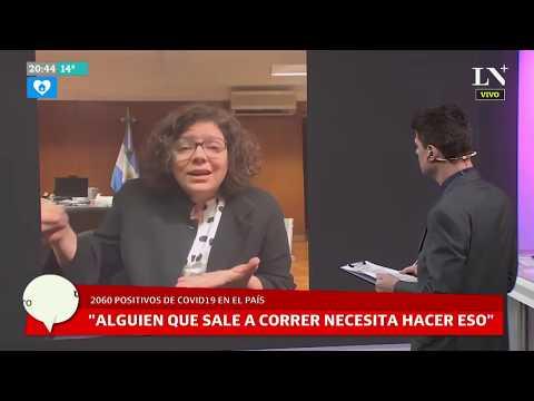 La Argentina, según Enric Corbera - Entrevista con Laura Di Marco from YouTube · Duration:  53 minutes 50 seconds