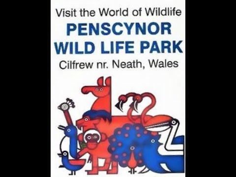 Penscynor wildlife park 1985